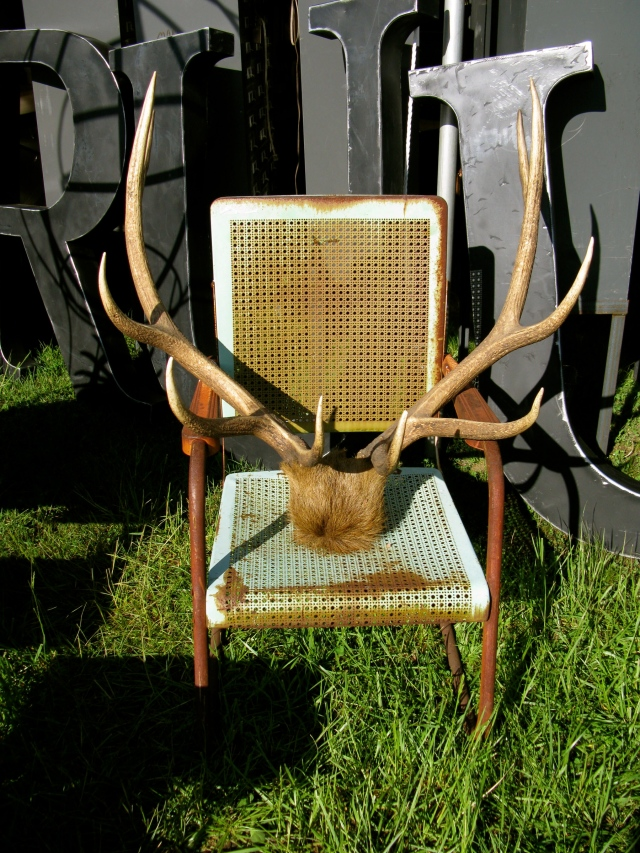 2010:  Resting Antlers